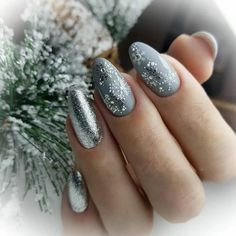 Pretty French Nails Nagel Winter and Christmas Nails Art Designs Ideas - NAI. Pretty French Nails Nagel Winter and Christmas Nails Art Designs Ideas – NAILS… – Christmas Nail Art Designs, Winter Nail Designs, Winter Nail Art, Winter Nails, Christmas Ideas, Summer Nails, Christmas Night, New Years Nail Designs, Fall Nails