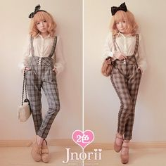 d55fe430 Cute Fashion, Asian Fashion, Fashion Outfits, Fashion Shoes, Lolita, Harem  Pants