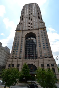 Midtown- The Four Seasons Hotel was built in 1992 and has some great condos on the top floors.