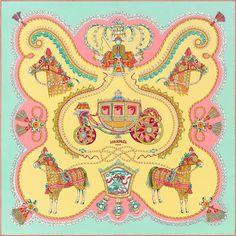 Gucci garden exclusive silk scarf wear pinterest - Hermes schal herren ...