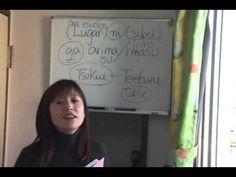 Curso de Japonês - Aula 11 - Satomi Sensei