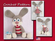 Amigurumi Crochet Pattern Crochet Animal Pattern by LovelyBabyGift