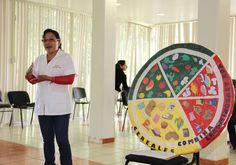 Realiza DIF Municipal de Zacatelco y DIF Estatal, demostración del Plato del Bien Comer