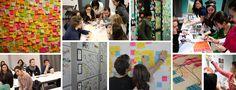 Design Thinking Week 2013 Cambio Social, Innovación y Empresa. con conferencistas de España Holanda, Alemania e Italia, workshops, charlas y espacios de networking