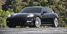 Porsche on Vertini 22's