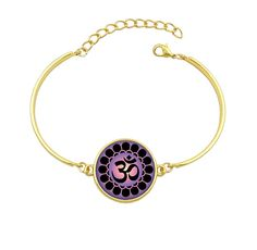 Shoopic Charms Glass Dome Bracelet Mandala Yoga OM Pendant Bangle Jewelry for Women >>> You can find out more details at the link of the image. (This is an affiliate link) #NiceJewelry