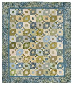 Martingale - Beach Cottage Quilt ePattern