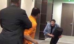 Galdino Saquarema Humor: Truque em elevador deixa as pessoas apavoradas