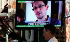 Edward Snowden is in Hong Kong!