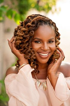 Permanent Loc Extensions professionally handmade and installed using Nappturally U's one of a kind techniques. Dreadlock Hairstyles, Permed Hairstyles, Twist Hairstyles, Natural Hair Tips, Natural Hair Growth, Natural Hair Styles, Hair Twist Styles, Curly Hair Styles, Locs Styles