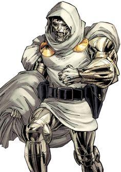 Dr. Doom by Whilce Portacio