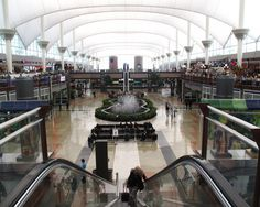 3. Denver International Airport (DEN)