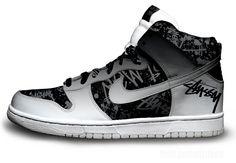 Stussy Nike Dunks