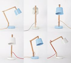 Cute retrolamps from New Zealand