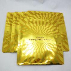 [It's Skin] Prestige Masque Descargot Gold Facial Mask Pack 25g x 5pcs #ItsSkin #333korea #skincare #beauty #koreacosmetics #cosmetics #oppacosmetics #cosmetic #masksheet #maskpack #facemask #facialmask