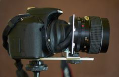 11 lens hacks you wouldn't believe possible: 02. DIY tilt-shift lens from an ordinary optic