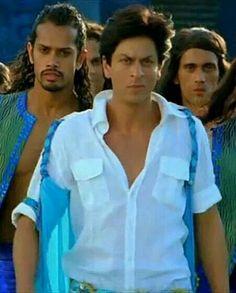 Shah Rukh Khan - song Marjaani Marjaani - Billu Barber (2009)