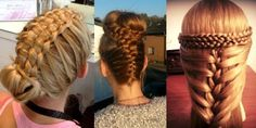 Some of this year's most liked braids! Enjoy the gallery!