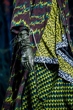 Kenzo Fall 2015 Ready-to-Wear - Collection -