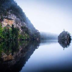 Butler Island  - south west Tasmanian wilderness