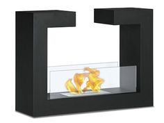 Modern Elements Zeta Fireplace at 88hours.com at 47% discount.