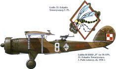 Lublin R-XII/R-XIII/R-XIX | Poland | 33 Eskadra Towarzyszaca, 3.PL ...