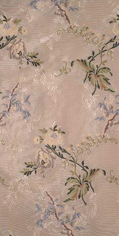 Scalamandre Brocart de Lyon...beautiful silk brocade fabric