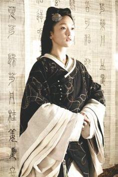 畫皮-漢服 (Zhou Xun in Painted Skin) #hanfu
