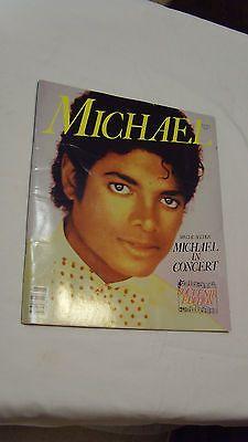MICHAEL JACKSON 1984 CONCERT SOUVENIR EDITION COLOR MAGAZINE NICE  - http://www.michael-jackson-memorabilia.com/?p=4645