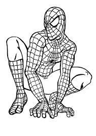Resultado de imagen para cara del hombre araña