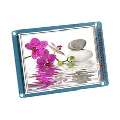 The #LCD #displaymodule, made of from TFT screen, possesses features such as better visual effect, portability and mufti-purpose. With it, you can display your stuffs well, better visual effect. With portable size, convenient to carry.