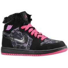 Girls retro Jordans