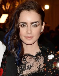 All the beauty close-ups from the biggest fashion night of the year!