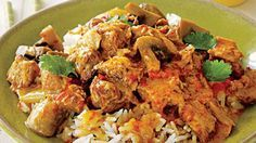 Porc façon Thaï recette weight watchers - Recette WW - The Best Korean Recipes Ww Recipes, Pork Recipes, Slow Cooker Recipes, Crockpot Recipes, Dinner Recipes, Healthy Recipes, Curry Crockpot, Plats Weight Watchers, Weight Watchers Meals