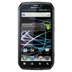 Motorola Photon 4G Android Phone (Sprint), $0.01