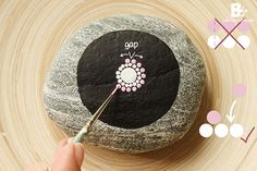Mandala Stones DIY Tutorial