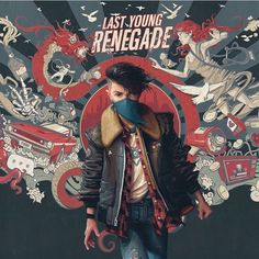 Dirty Laundry and Last Young Renegade have been released for the build up to their new album The Last Young Renegade that will be released on June Te 2nd.