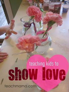 If we're going to raise kids with character and compassion, there are some important lessons we have to teach them. Read this post on the teaching children the importance of showing love and everyday acts of kindness! Children have to be taught how to show love and be kind to others. #teachmama #character #raisingchildren #raisingkids #love #compassion #characterbuilding #training #parenting #tipsformom #life