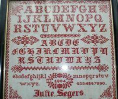 Julie Segers 1884
