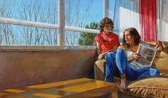 Michele Del Campo - Winter Sun