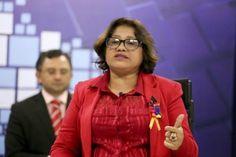 Folha Política: Candidata do PSTU diz que o partido está se preparando para fazer uma 'revolução armada' para tomar o poder