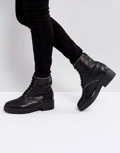 PrettyLittleThing Studded Chelsea Boot - Black. See more. Discover Fashion  Online