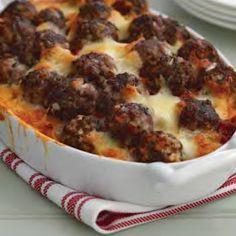 NEFF - CookingPassion Blog: Ricette e consigli per te che ami cucinare : Pasta al forno_con polpette