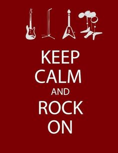 rock band style :D