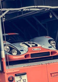 #Porsche 917 K ( Le Mans Classic 2014 )