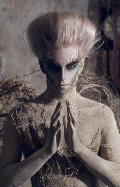 Photographer: FlexDreams / Model: Alazar Maevsky / Hair/Makeup: Mad Stacy
