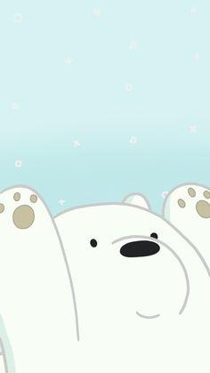 Cute Panda Wallpaper, Phone Wallpaper Images, Bear Wallpaper, Cute Disney Wallpaper, Kawaii Wallpaper, Cute Wallpaper Backgrounds, Animal Wallpaper, Iphone Wallpaper, We Bare Bears Wallpapers