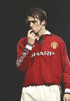 David Beckham in 1998