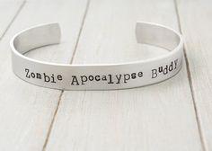 Valentines Day Ideas : {Hehe} Zombie apocalypse cuff | Cool Mom Picks