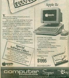 Apple IIc June 1984